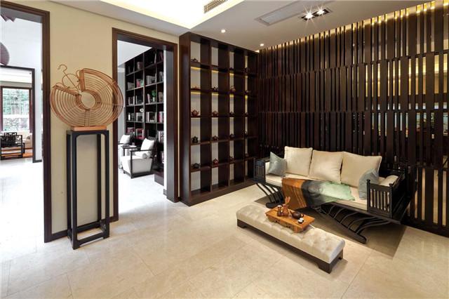 重庆西永装修公司――复古中式风