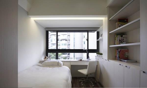 重庆西永装修公司―大学城现代风格室内装饰设计